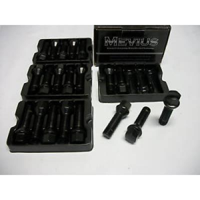 Muteki Mevius Колесные болты M14x1.5mm  (50mm)  (черные)