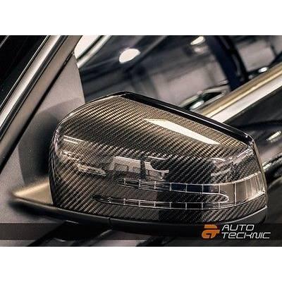 AutoTecknic  Карбоновые корпусы зеркал для Mercedes R / ML / GL / G