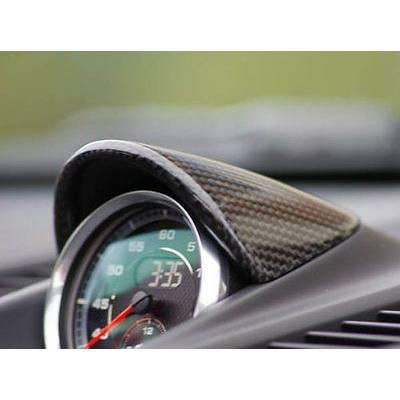 AutoTecknic  Карбоновая Накладка подиума Sport Chrono для Porsche 911 (991 ) 2012+