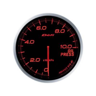 DEFI Link Meter ADVANCE BF Датчик давления масла 60мм (оптитрон красный)