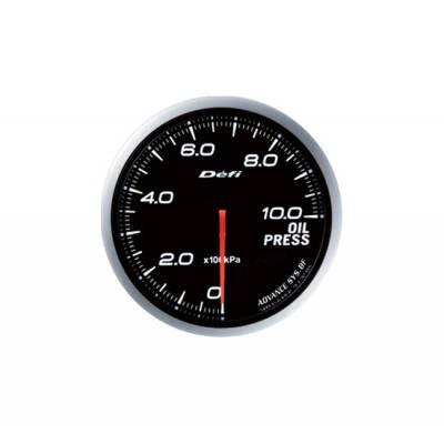 DEFI Link Meter ADVANCE BF Датчик давления масла 60мм (оптитрон белый)