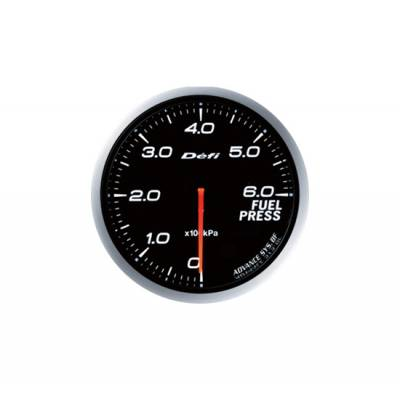 DEFI Link Meter ADVANCE BF Датчик давления топлива 60мм (оптитрон белый)
