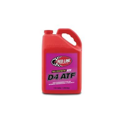 REDLINE OIL 30505 D4 ATF Масло трансмиссионное - 3,8л