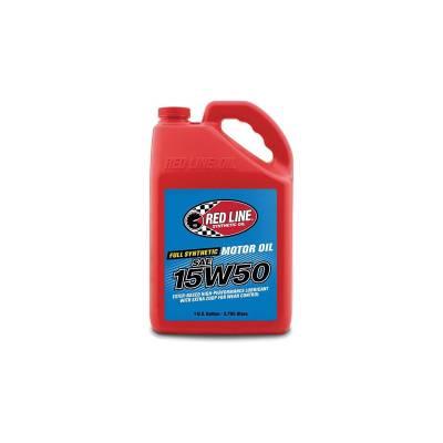 REDLINE OIL 15W50 Моторное масло (3,8л)