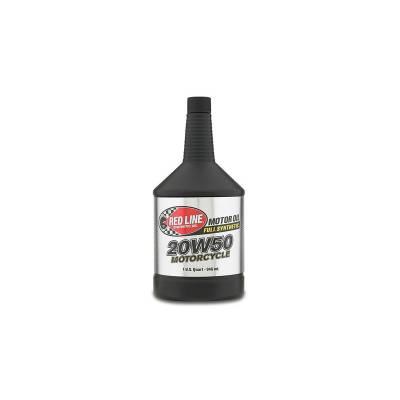 REDLINE OIL 42504 20W50 Масло для мотоциклов - 0,95л