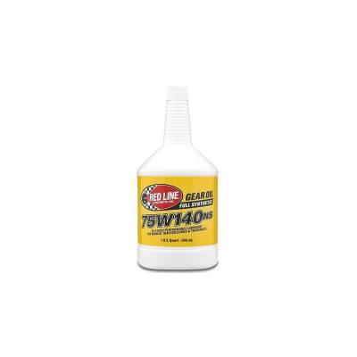 REDLINE OIL Трансмиссионное масло 75W140 NS GL-5 Gear Oil  (0.95L)