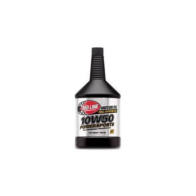 REDLINE OIL 10w50 Моторное масло для мотоциклов - (0,95л)