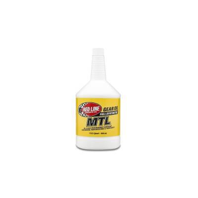 REDLINE OIL 50204 MTL 75W80 GL-4 Трансмиссионное масло - 0,95л