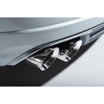 MILLTEK  Выхлопная система (задняя часть) для Audi S8 (2013+)