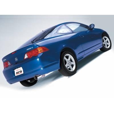 BORLA Выхлопная система для Acura RSX Type S  (2001-2006)