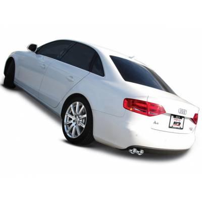 BORLA Выхлопная система для Audi A4/S5 (B8) (2009-2015)