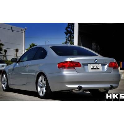 HKS Выхлопная система Legamax Premium для BMW 335 E92 (Coupe)