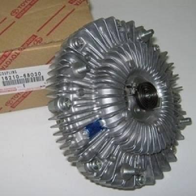 TOYOTA 16210-46052 Вискомуфта вентилятора 1JZ-GE/2JZ-GE и т.п.