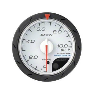 DEFI Link Meter ADVANCE CR Датчик давления масла 52мм (белый)