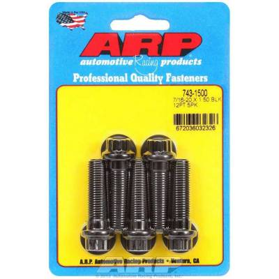 ARP 743-1500 К-т болтов 5 шт 7/16?-20 1.500? UHL