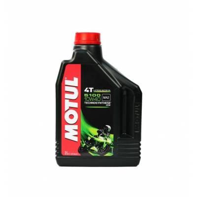 MOTUL 104075 5100 4T 10W50 масло моторное 2 л.