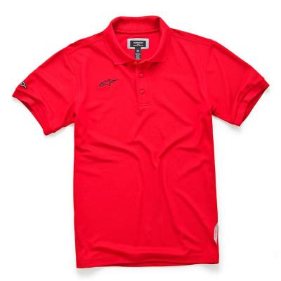 ALPINESTARS 1002-41525_300_S Поло (повседневная одежда) Vortex, красный, р-р S