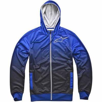 ALPINESTARS 1033-53074_72_XL Толстовка/кофта (повседневная одежда) Gateway, синий, р-р XL