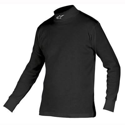 ALPINESTARS 4754013_10_S Майка/футболка (FIA) RACE TOP, черный, р-р S