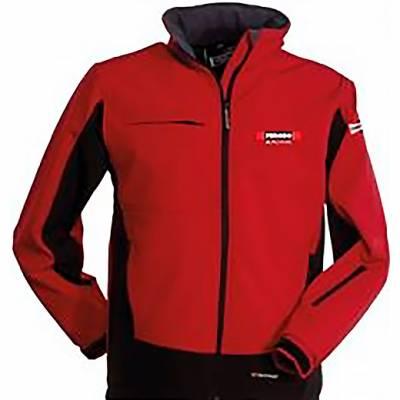 FERODO MER447-M Куртка-софтшелл, красный, р-р M