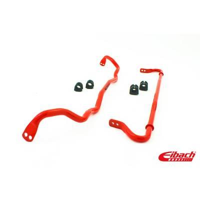 EIBACH 7217.320 К-т стабилизаторов Anti-Roll-Kit US Spec для Porsche 997 Turbo Mk1
