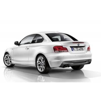 ICC IS0338 накладка на крышку багажника BMW E82 Купе