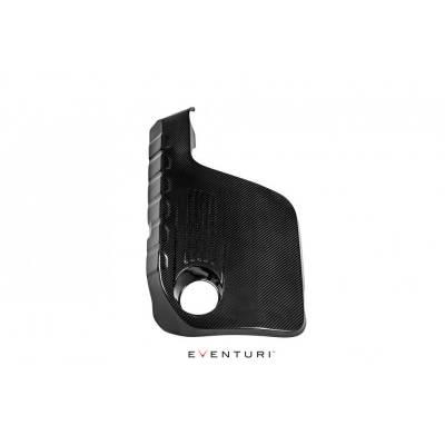 Eventuri Крышка двигателя для BMW M3/M4 (F80/F82) (Black Carbon)