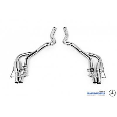 EISENMANN Выхлопная система Pro Race (задняя часть) для Mercedes C63S/ C63 AMG (W205)
