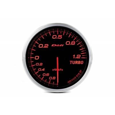 DEFI DF10002 Датчик давления турбины 60mm ADVANCE BF (120kpa), красный