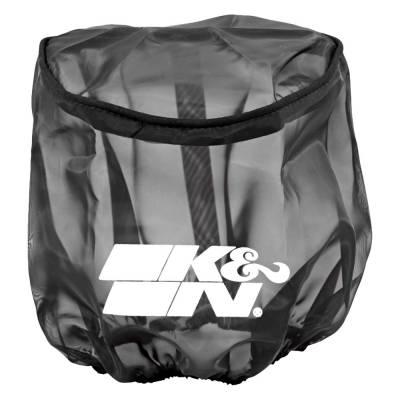 K&N 22-8049DK Чехол для воздушного фильтра (выс.127мм,диам.191мм)
