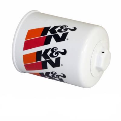 K&N HP-2008 Фильтр масляный (NISSAN,VOLKSWAGEN,INFINITISUBARU)