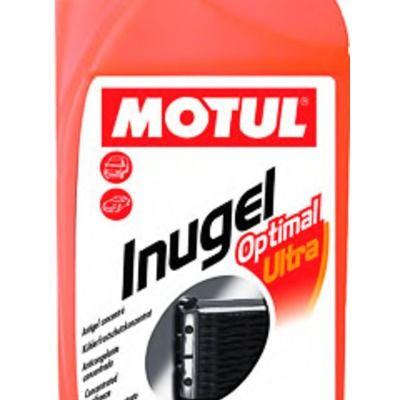 MOTUL102924 Inugel Optimal жидкость охлаждающая красный 5 л.