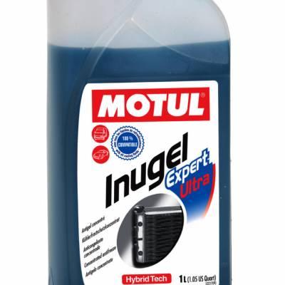 MOTUL Готовый Антифриз Inugel Expert синий 5L 102928