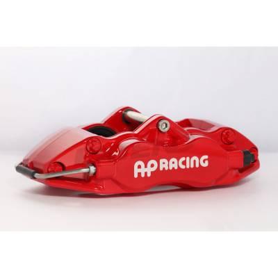 AP RACING CP9200-2S0BG суппорт тормозной 4 поршневой красный
