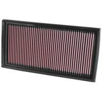 K&N воздушный фильтр в штатное место MERCEDES CLK63/E63/ML63/R63/S63/CL63 AMG (6.3L) (2шт)