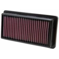 K&N Воздушный фильтр в штатное место Jaguar XFR/XJR/XKR/S-type V6/V8