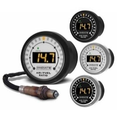 INNOVATE Комплект Powersports, Датчик AFR MTX-L, LC-2, ШДК, кабель 1.4м