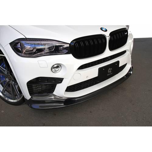 3D Design-style Передняя карбоновая губа для BMW X5M/X6M  (F85/F86)