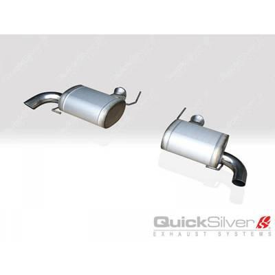 QuickSilver Exhausts Спортивный выхлоп катбэк Aston Martin V8 Vantage GT4, V8 Vantage N24