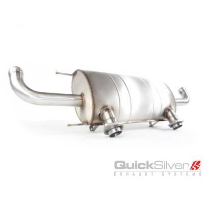 QuickSilver Exhausts Глушитель задний, комплект Aston Martin Rapide, Rapide Luxe
