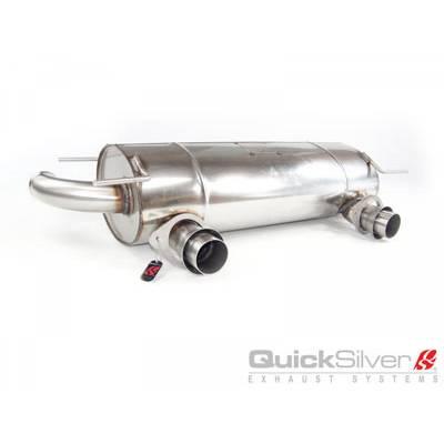 QuickSilver Exhausts Глушитель задний, комплект Aston Martin DBS