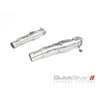 QuickSilver Exhausts Спортивные катализаторы Aston Martin V8 Vantage