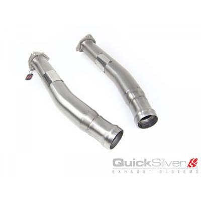 QuickSilver Exhausts Вставка вместо катализатора Aston Martin V8 Vantage