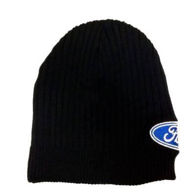 Ford шапка, черный