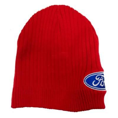Ford шапка, красный