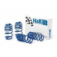H&R пружины Performance Lowering Springs для BMW 5-series G30 (задний/полный привод)