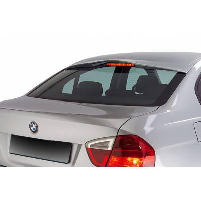 ICC IS0323 Накладка на заднее стекло BMW E90 Sedan