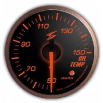 STRI Датчик температуры масла SLM 60мм (красная подсветка)