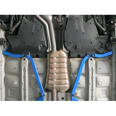 CUSCO Боковые задние усилители пола для Subaru Legacy (03-09)
