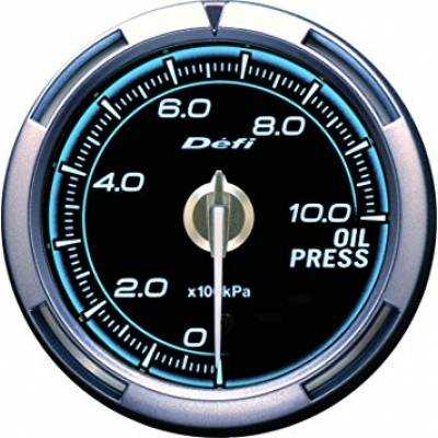 DEFI Link Meter ADVANCE C2 Датчик давления масла 60мм (оптитрон синий)